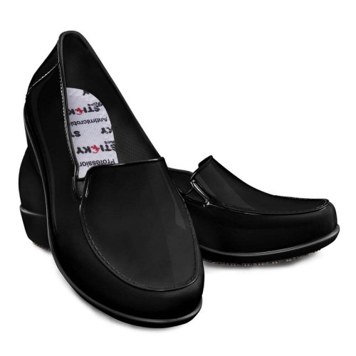 Sapato social feminino Sticky Shoes Woman preto